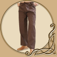 LARP Costume- Kasimir Trousers